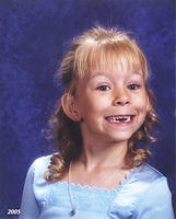 Carrie's School Pictures