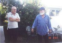Pap and Vern - 10/3/03